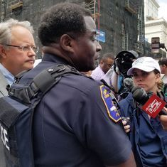 US: Police shoot 'disgruntled employee' who killed former co-worker, took hostages in Charleston