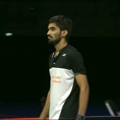 Srikanth Kidambi goes down fighting to world No 1 Son Wan Ho in quarters of Worlds