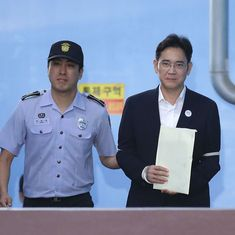 The business wrap: Samsung heir sentenced to five years in prison, and six other top stories