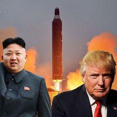 क्या अमेरिका ने भारत पर उत्तर कोरिया से संबंध तोड़ने का दबाव बनाया हुआ है?