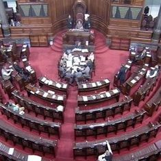 The Daily Fix: Has the Opposition in the Rajya Sabha already capitulated to the BJP's brute power?