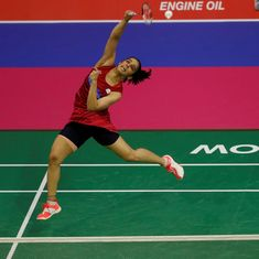 Saina Nehwal comes through tough quarterfinal with bruised body and sky-high confidence