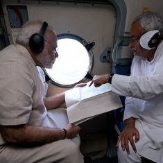 Bihar floods: Narendra Modi announces Rs 500 crore for relief work