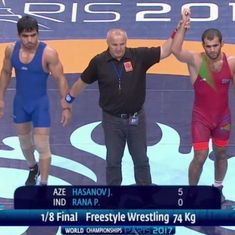 Indian grapplers' struggles continue on last day of wrestling world championships