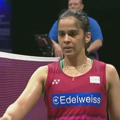 Saina Nehwal goes down in three games to Nozomi Okuhara in Worlds semis, will get bronze