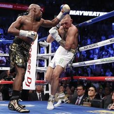 'A Legend & An Epitome Of Self Belief': Twitter reacts to Conor's grit and Mayweather's win