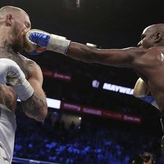 'This was my last fight tonight. For sure': Floyd Mayweather retires after McGregor win