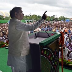 The big news: At Patna rally, Sharad Yadav talks of a new grand alliance, and 9 other top stories