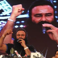 Dera Sacha Sauda chief's clothes, CCTV cameras stolen from prayer hall in Haryana