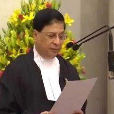 सिनेमाघरों में राष्ट्रगान अनिवार्य करने वाले जस्टिस दीपक मिश्रा देश के मुख्य न्यायाधीश बन गए हैं