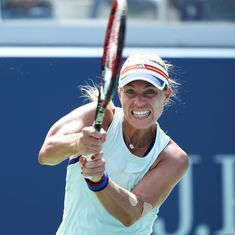 Not feeling the pressure anymore, says Angelique Kerber ahead of US Open title defence
