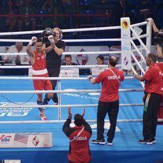 World Boxing Championship: India's Amit Phangal, Gaurav Bidhuri enter quarters, Vikas Krishan ousted