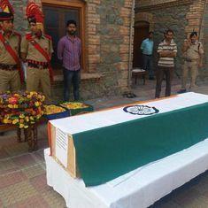 Jammu and Kashmir: Militants shoot dead unarmed police officer in Anantnag