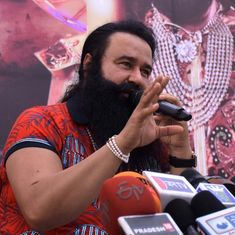Ram Rahim murder trial: Court begins hearing arguments, Dera chief appears via video conferencing