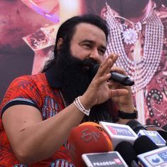 High Court admits plea seeking life sentence for Gurmeet Ram Rahim Singh