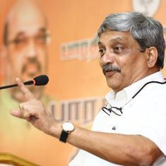 With Parrikar's win in Panjim bypoll, BJP's Goa government stands on firmer ground
