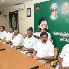मद्रास हाई कोर्ट ने तमिलनाडु विधानसभा में विश्वास मत परीक्षण पर लगी रोक बढ़ाई