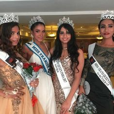 Kolkata's Nitasha Biswas is India's first Miss TransQueen