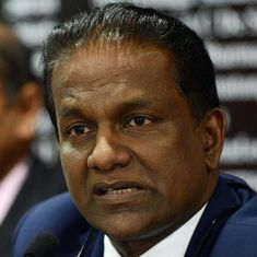 'The administration is not at fault': Sri Lanka Cricket president hits back at criticism