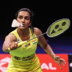 China Open: PV Sindhu is the last Indian left in the fray after easy win in second round