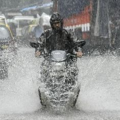 Video: The day Mumbai received one day's rainfall in just three hours
