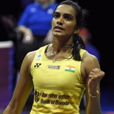 Badminton World C'ships: Sindhu set for Okuhara rematch in quarters, Srikanth could face Chong Wei
