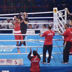 Gaurav Bidhuri reaches semi-finals at World Boxing Championship, assures India's first medal
