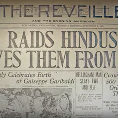 Watch: On this day in 1907, Indian immigrants in Washington were attacked by an angry mob