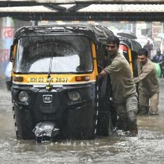 It isn't just #MumbaiRains: Silvassa, parts of Konkan received heavy showers too