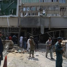 Afghanistan: Five killed, eight injured as suicide bomber attacks bank in Kabul