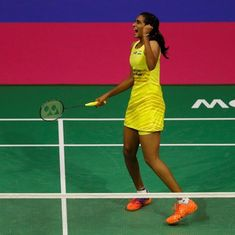Interview: What went on in PV Sindhu's mind during that epic 73-shot rally at the Worlds final