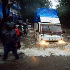 The big news: Five dead in heavy downpour in Mumbai, and nine other top stories
