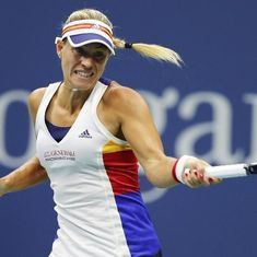 It's tougher at the top, admits Kerber after new low of first-round exit at US Open