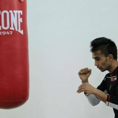 Indian boxing: Lalbiakkima's impressive run ends with bronze, Bidhuri through to semifinal in Russia
