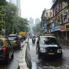 Mumbai: IMD predicts heavy rainfall in parts of the city till Wednesday morning