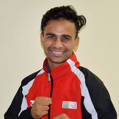 Gaurav Bidhuri conquers inner demons on his way to Boxing World Championships medal