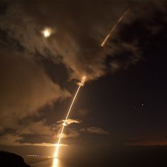 Day after North Korea fires missile over Japan, US conducts defence test off Hawaii's coast