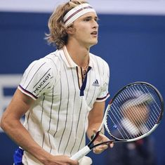 'A world-beater...in best-of-3': Twitter reacts to yet another early Grand Slam exit for Zverev