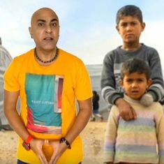 Watch: Baba Sehgal raps against waging war, because we could be 'drinking rum and chilling' instead