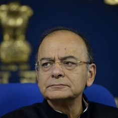 It is 'juvenile politics' to link the reduction in GST rates to elections, says Arun Jaitley