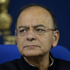 Three key letters missing in Arun Jaitley's latest defence of demonetisation: GDP