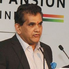 'India too much of a democracy to mirror China model,' clarifies NITI Aayog CEO after controversy