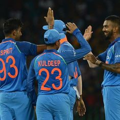 4th ODI, as it happened: Sri Lanka suffer massive 168-run defeat, India make it 4-0