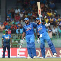 Tri-nation schedule involving India, Sri Lanka and Bangladesh revised
