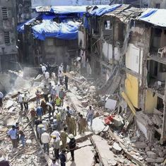 Mumbai building collapse: 34 killed, police file case of accidental death