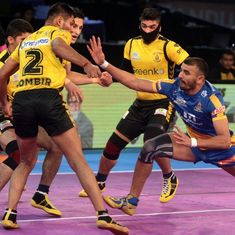 Beleaguered Telugu Titans post win against Tamil Thalaivas, U Mumba edge out Pink Panthers