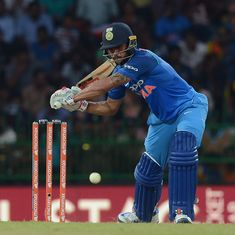 Manish Pandey, Shivam Dube help India A take unassailable 3-0 lead over South Africa A in ODI series