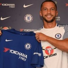 Transfer deadline day: Chastened Chelsea sign Danny Drinkwater, Italian Davide Zappacosta