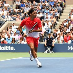 US Open Day 4 highlights: Roger Federer, Rafael Nadal and more than the odd upset
