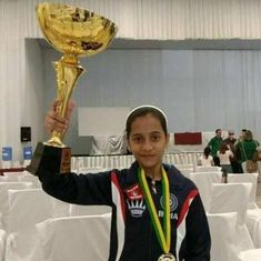 India's Divya Deshmukh wins gold at the Under-12 Chess Cadet Championships in Brazil